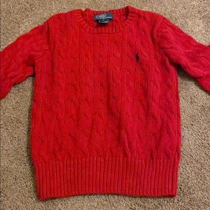 Boy or Girl Polo Sweater